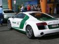 7. Audi R8  (& Ferrari FF!) - Dubai