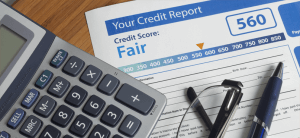 buying a car with poor credit rating