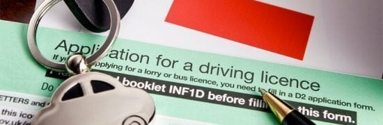 How can I get my Provisional driving licence?