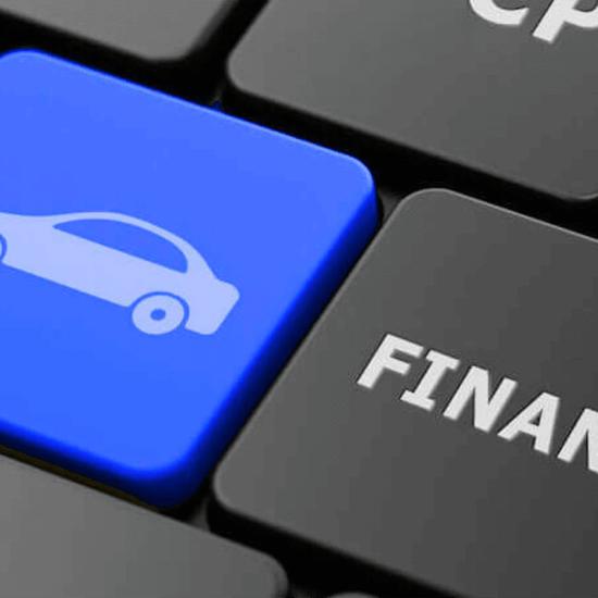 Dealer providing car finance