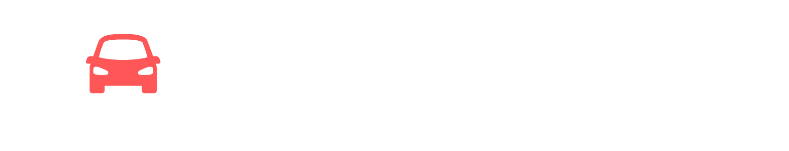 banner for comprehensive car insurance with row of six white cars and one red car with apply for quote button